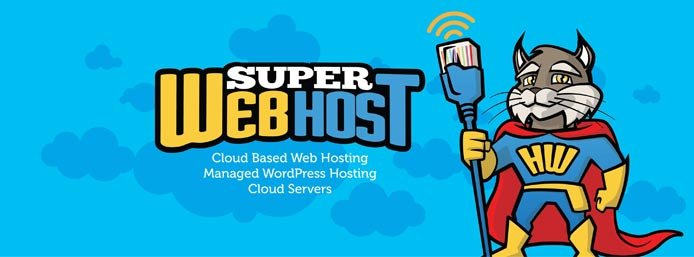 SuperWebHost logo