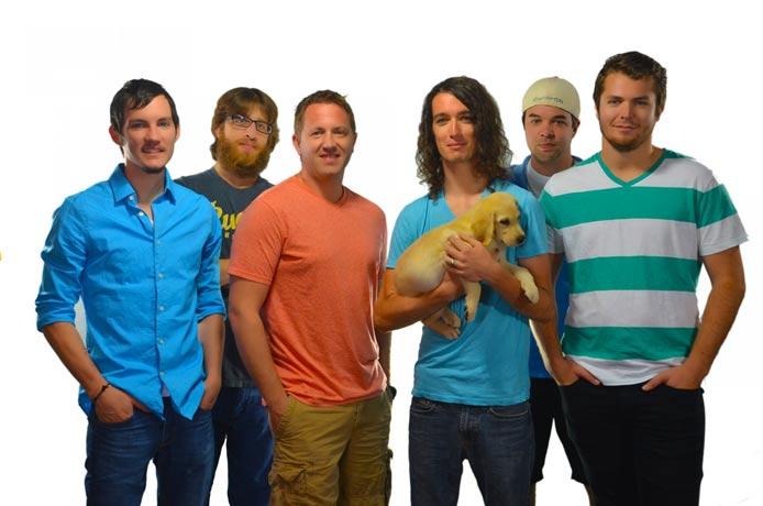 Photo of WebStarts team members