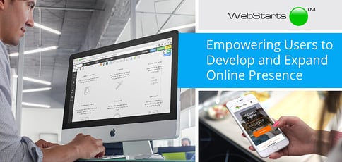 Webstarts Empowers Users To Develop And Expand Online Presence