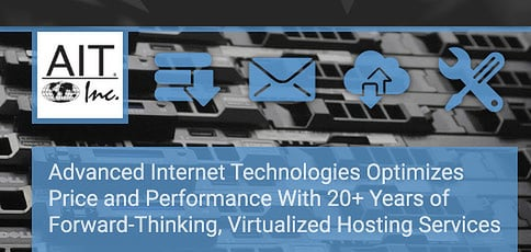 Advanced Internet Technologies Optimizes Price And Performance