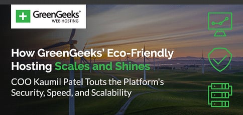 Greengeeks Makes Hosting Simpler Cheaper And Greener
