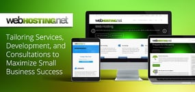 Webhosting.net Tailors Web Hosting, Software Development, and Consultative Services to Small Business Success