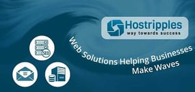 Hostripples Aims to Help Businesses of All Sizes Make Waves with Fast, Reliable Web Solutions Backed by Knowledgeable Support