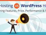 WordPress Hosting vs. Web Hosting: 18 Best Hosts & Comparisons