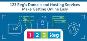 123 Reg Makes Getting Online Easy and Affordable with Customer-Centric Domain Registration and Hosting Services for Users Across the UK