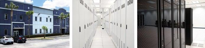 Alpha Net's Orlando datacenter and headquarters