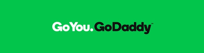Go You, GoDaddy logo