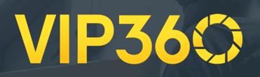 Adorama's VIP360 logo
