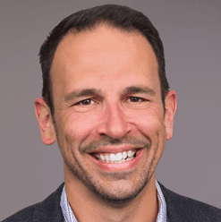 Photo of David Dufour, VP of Engineering and Cybersecurity at Webroot