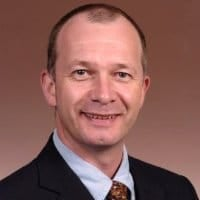 Photo of E Ink's David Keefe