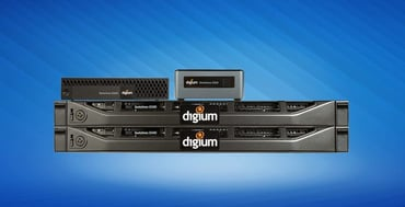 Photo of Digium's scalable hardware products