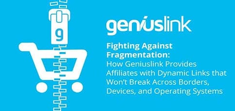 Geniuslink Provides Dynamic Affiliate Links
