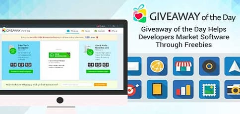 Giveaway of the Day — Helping Developers Market Their Products Through Free Software Promotions