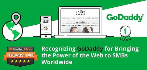 Godaddy Brings The Power Of The Web To Smbs Worldwide