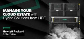 Manage Your Cloud Estate: HPE's Hybrid Solutions Empower Businesses to Optimize Productivity by Harnessing Benefits of Private and Public Clouds