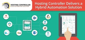 Hosting Controller: Designed to Help Infrastructure and Cloud Service Providers Save Time Through Automated Provisioning and Management