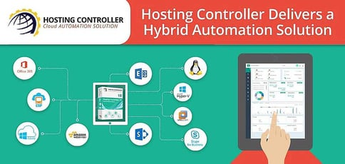 Hosting Controller Delivers A Hybrid Automation Solution