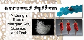 The Nervous System Design Studio: Using Technology to Breathe Life into a Body of Work Inspired by Natural Phenomena