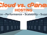 Cloud Hosting vs. cPanel Hosting (2020)