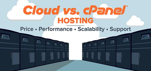 Cloud Hosting vs. cPanel Hosting (2020): 4 Differences & Top Hosts