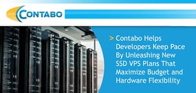 Contabo Helps Devs Keep Pace With Demanding Workflows by Unleashing New SSD VPS Plans That Maximize Budget and Hardware Flexibility