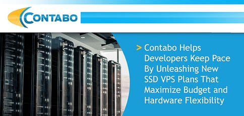 Contabo Helps Devs Keep Pace With Demanding Workflows