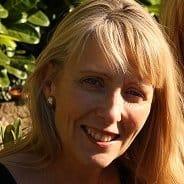 Portrait of Karen Garrette, Microsoft's Global Retail Industry Director