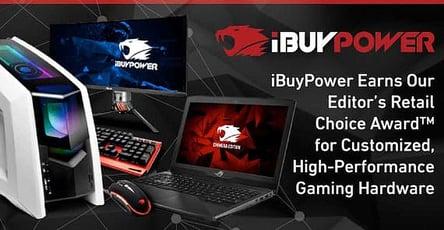 Ibuypower Customizes High Performance Gaming Hardware