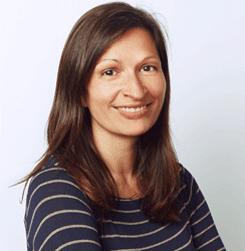 Portrait of Leela Srinivasan, Chief Marketing Officer at Lever
