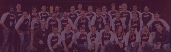 Image of Mirantis employees