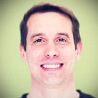 A photo of Ross Moser, the Vice President of Customer Success