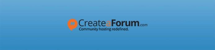 Create a Forum logo
