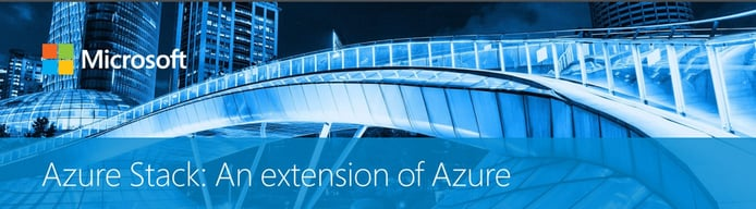 Azure Stack header