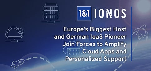 Introducing 1and1 Ionos