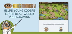 Teaching Tech: CodeMonkey Presents a Playful Way to Help Young Coders Learn a Real-World Programming Language