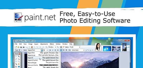 Paint Net Delivers Free Photo Editing Software