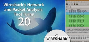 Wireshark Turns 20: How the Fundamental Network and Packet Analysis Tool Continues to Serve Open-Source Communities