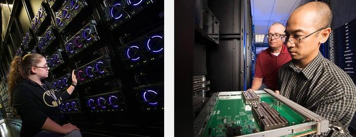 Fermilab's datacenters
