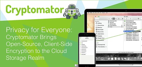 Cryptomator Brings Open Source Encryption To The Cloud Storage Realm