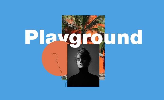 Screenshot of Wix Playground example