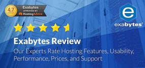 Exabytes Review (2020): Experts Rate Hosting Features, Usability, Performance, Prices, and Support
