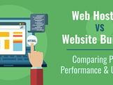 Web Hosting vs. Website Builders (2020): Differences & Top 20 Picks