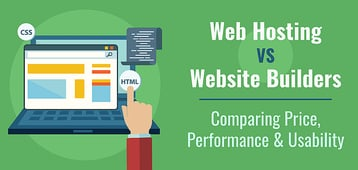 Web Hosting vs. Website Builders (2020): Differences & Top 20 Picks