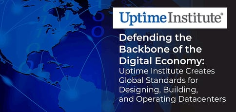 Uptime Institute Defends The Backbone Of The Digital Economy