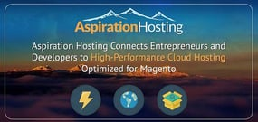Aspiration Hosting Connects Entrepreneurs and Developers to High-Performance Cloud Hosting and Support Optimized for Magento