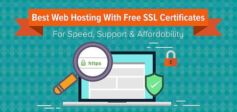 Best Web Hosting With Free Ssl