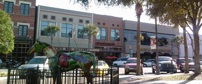 Image of downtown Ocala, Florida