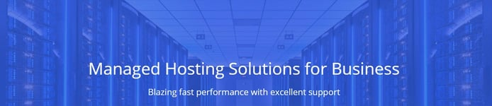Managed Hosting Solutions for Business