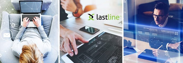 Security experts and lastline logo