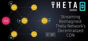 Streaming Reimagined: Theta Network Spearheads an Innovative New Blockchain Built to Power a Decentralized CDN